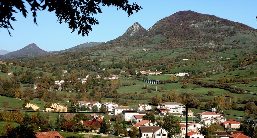 Comune di CAROVILLI – Acquedotto comunale Monte Pizzi