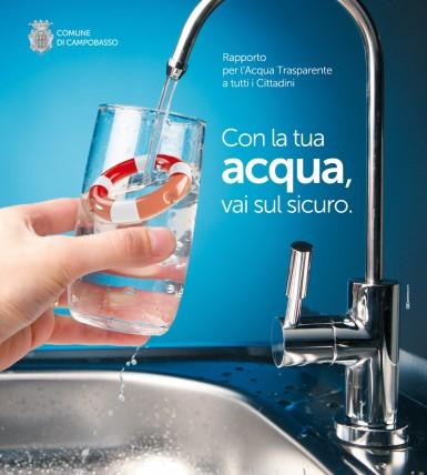 Comune di CAMPOBASSO – Rapporto sulla qualità dell'acqua